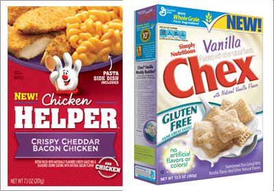 General Mills To Debut 200 New Products This Summer