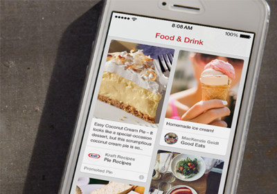Pinterest Debuts Paid Ads With 2 MN Brands
