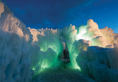 Top Tickets: Ice Castles