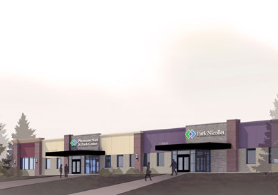 Park Nicollet To Anchor Maple Grove Clinic