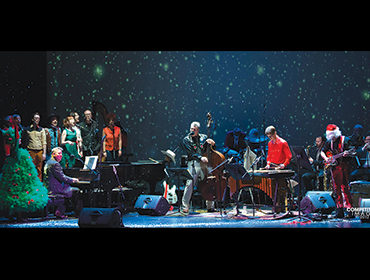 Top Tickets: New Standards Holiday Show