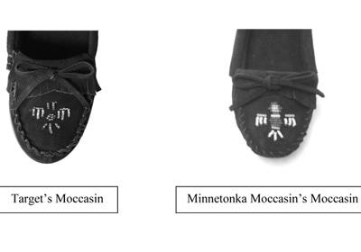 Minnetonka Moccasin Sues Target Over Shoe Design