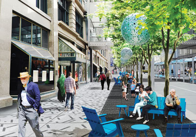 Nicollet Mall Reconstruction Takes Toll On Jobs And Customers