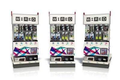 Target to Showcase Wired Editors' Gadget Picks