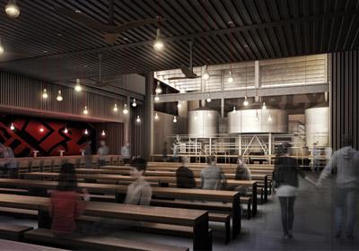 "Surly, HGA Unveil ""Destination Brewery"" Renderings"
