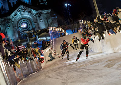 Measuring The Benefits Of St. Paul's Crashed Ice