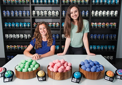 """These """"Sisterpreneurs"""" Are Blowing Up The Bathtime Business"""
