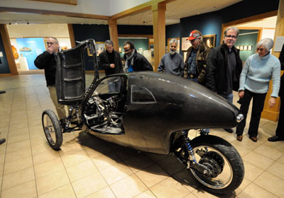 Raht Racer Competes for Clean Energy Dollars