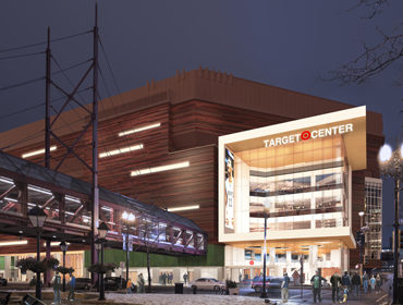 Target Center Renovation Cost Climbs Back To $150 Million