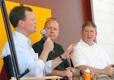 GOP Candidates For Governor Tackle Dayton, Heat At State Fair Forum