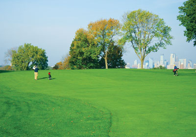 Spend A Day At A Local Golf Club