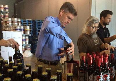 Paulsen In The Middle Of Beer-Industry Fight Fermenting On Capitol Hill