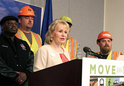 MN Transportation Advocates Woo Business After 2014's Failure