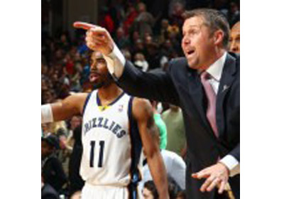 Joerger Spurns Wolves, Will Remain As Coach Of Grizzlies