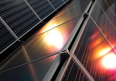 MSP Airport Building State's Largest Solar Energy Site