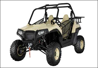 Polaris Among Those Named in a $382.5M Military Contract