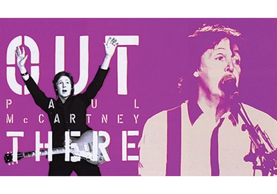 "Top Tickets: Paul McCartney's ""Out There"" Tour"