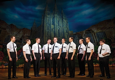 Top Tickets: The Book of Mormon (1)
