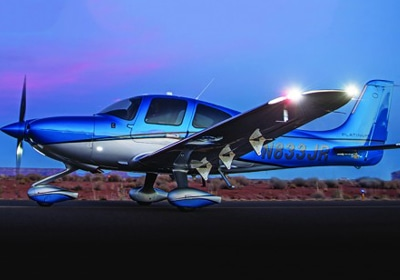 Cirrus Unveils New 2017 G6 Planes