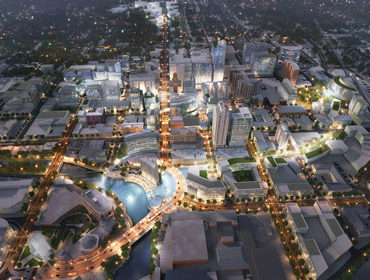 DMC Board Approves $115M Mixed-Use Development Proposal