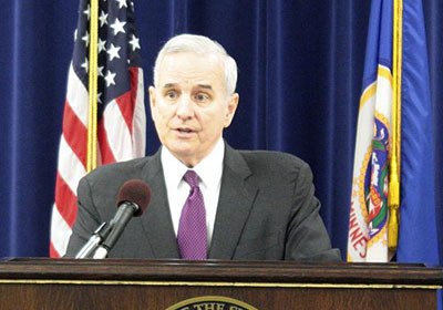 """Dayton """"Can't Say"""" If He'll Call For Special Session"""