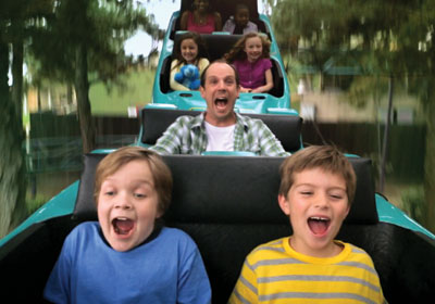 Valleyfair Reaches Out To Dads