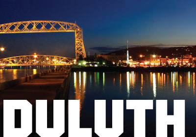 Duluth: A City That Plays And Works