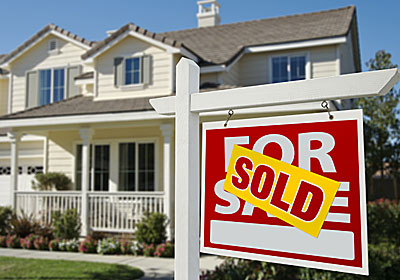 Home Prices Rise As Sales Take A Dive