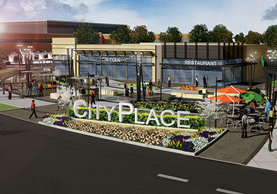 CityPlace in Woodbury Tops East Metro Projects