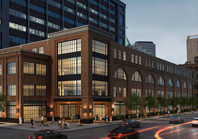 Ryan Moving HQ To Downtown East