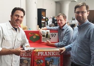 Q&A: 30 Watt, Makers Of Prank Packs And Amusing Everyday Items