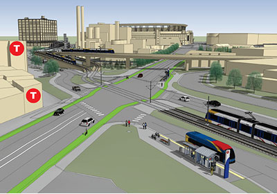 Why Local Officials Aren't Freaking Out About The $1.48B Price Tag For Bottineau LRT