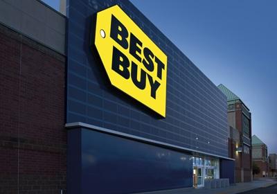 Best Buy Turns Profit But Warns Of Sliding Sales
