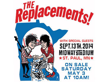 Top Tickets: The Replacements/The Hold Steady/Lucero