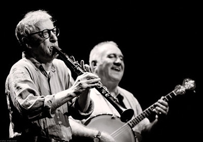 Top Tickets: Woody Allen And His New Orleans Jazz Band