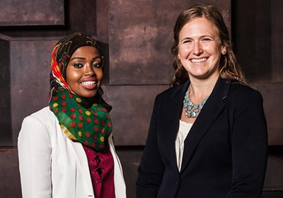 How An Athletic Program For Minneapolis Girls Led To Startup Designing Sportswear For Muslim Women E