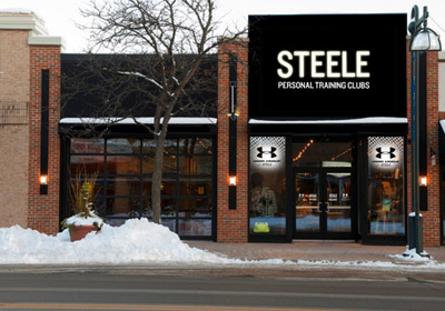Steele Aims To Compete With Life Time, Double Footprint