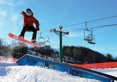 After Afton Alps Deal, Local Ski Biz Watches for More Change