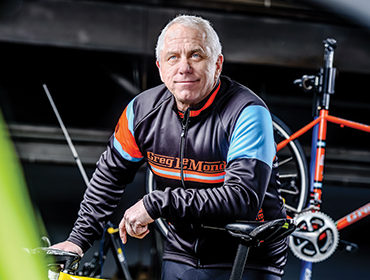 Greg LeMond's Next Ride