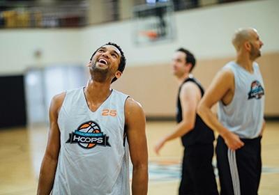Ultimate Hoops Treats Average Joes Like Basketball Pros