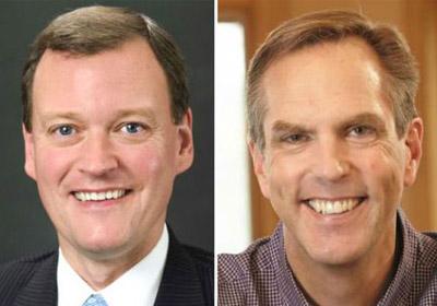 GOP Convention: Johnson For Gov., McFadden For Senate