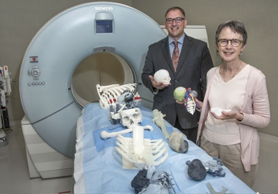 Q&A: How Mayo Is Integrating 3D Printing Into The Operating Room
