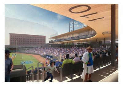 Ryan Picks More MN Cos. To Help Build Saints Ballpark