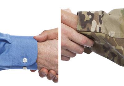 The Veteran Hiring Gap