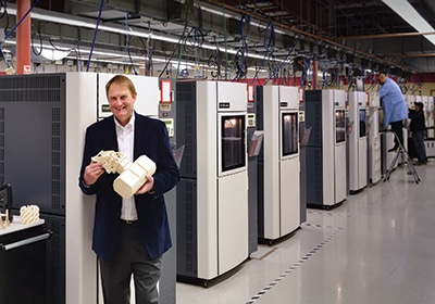 How Stratasys Is Leading The Next Industrial Revolution