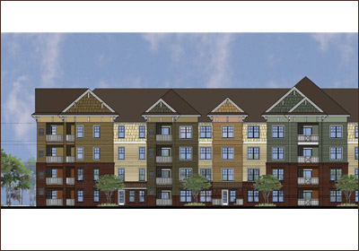Big Upscale Apartment Project Underway In Maple Grove