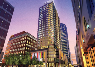 Apartment Vacancy Climbs Again in Downtown Mpls.