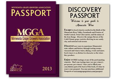 "30 MN Wineries Offer Wine-Tasting ""Passport"""