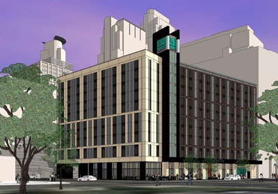 Hotels The Latest Craze In Minneapolis Building Boom