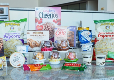 General Mills Focuses On Yogurt, Snack Bars In New Winter 2017 Lineup
